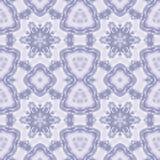 Cinza roxo abstrato do teste padrão de estrela Imagens de Stock Royalty Free
