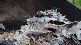 Cinzas Smouldering filme