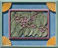 Cinzeladura das cerejas Imagens de Stock Royalty Free