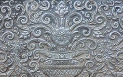 Cinzeladura de aço Imagens de Stock Royalty Free