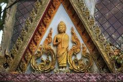 A cinzeladura de buddha imagens de stock royalty free