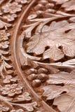Cinzeladura de madeira Fotografia de Stock Royalty Free