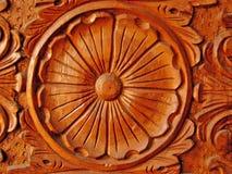 Cinzeladura de madeira Fotos de Stock Royalty Free
