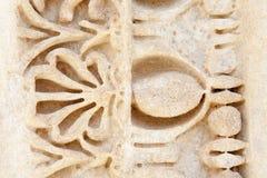 Cinzeladura de pedra imagem de stock