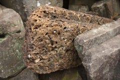 Cinzeladura de pedra Fotografia de Stock Royalty Free