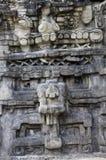 Cinzeladura maia Foto de Stock