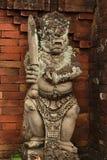 Cinzeladura tradicional da pedra Fotos de Stock