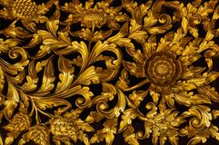 Cinzeladura tradicional de Palembang Foto de Stock