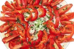 Cinzeladura vegetal Imagem de Stock