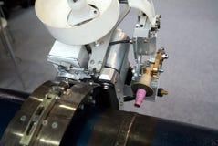 Cinzelamento do plasma do ar Fotografia de Stock