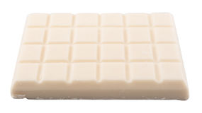 Cioccolata bianca II fotografia stock