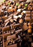 Cioccolato Fotografia Stock