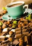 Cioccolato Immagine Stock