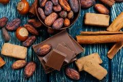 Cioccolato Immagini Stock Libere da Diritti
