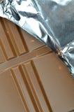 Cioccolato al latte Immagini Stock Libere da Diritti