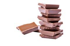 Cioccolato, appetito di Bon Immagine Stock