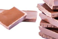 Cioccolato, appetito di Bon Fotografie Stock Libere da Diritti