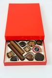 Cioccolato Assorted Fotografie Stock Libere da Diritti