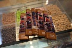 Cioccolato-biglietti Immagine Stock Libera da Diritti