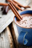 Cioccolato caldo Immagine Stock