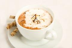 Cioccolata calda immagini stock libere da diritti