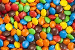 Cioccolato Candy variopinto Immagine Stock Libera da Diritti