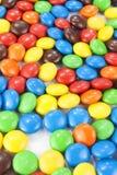 Cioccolato Candy variopinto Fotografia Stock