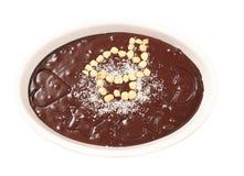 Cioccolato casalingo Immagini Stock