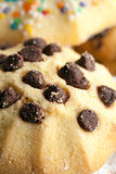 Cioccolato Chip Bakery Cookie Fotografia Stock Libera da Diritti