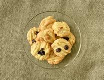 Cioccolato Chip Cookies Fotografia Stock