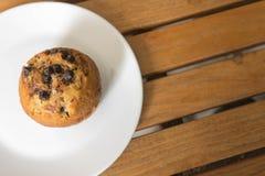 Cioccolato Chip Muffin Immagini Stock