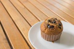 Cioccolato Chip Muffin Fotografia Stock Libera da Diritti