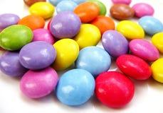 Cioccolato degli Smarties Fotografia Stock Libera da Diritti