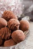 Cioccolato del Brown fotografia stock libera da diritti