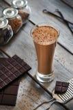 Cioccolato del frappé Immagine Stock Libera da Diritti