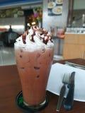 Cioccolato del ghiaccio Immagine Stock