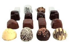 Cioccolato di lusso 1 fotografie stock libere da diritti