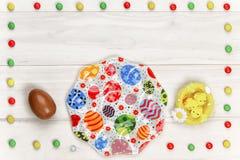 Cioccolato di Pasqua Immagine Stock Libera da Diritti
