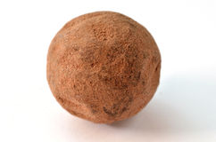 Cioccolato di Truffe fotografia stock libera da diritti