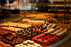 Cioccolato esclusivo Immagini Stock