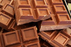 Cioccolato fondente fotografia stock libera da diritti