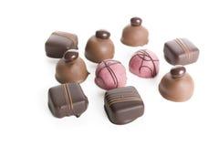 Cioccolato gastronomico Immagini Stock Libere da Diritti