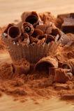 Cioccolato III Fotografia Stock Libera da Diritti