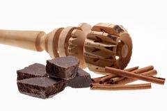 Cioccolato messicano Immagini Stock