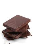 Cioccolato scuro Immagine Stock Libera da Diritti