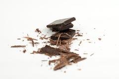 Cioccolato scuro Immagine Stock