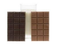 Cioccolato squisito Fotografia Stock Libera da Diritti
