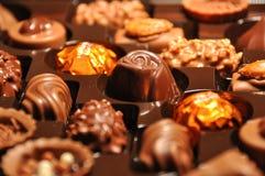 Cioccolato svizzero Fotografia Stock