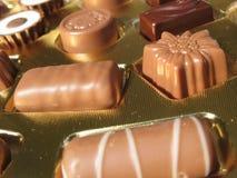 Cioccolato svizzero Fotografia Stock Libera da Diritti