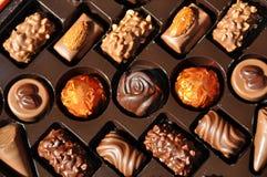Cioccolato svizzero Immagini Stock